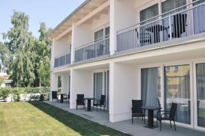 Nautic Usedom Hotel & SPA, Hotels  Ostseebad Koserow - big - 8