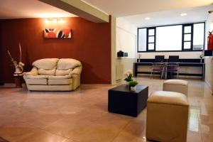 Hotel Interlac, Отели  Вилья-Карлос-Пас - big - 37