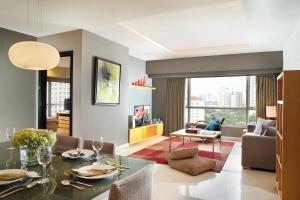 Somerset Berlian Jakarta, Apartmánové hotely  Jakarta - big - 2