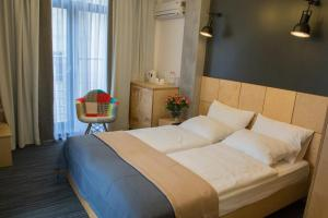 Etude Hotel, Hotel  Leopoli - big - 42