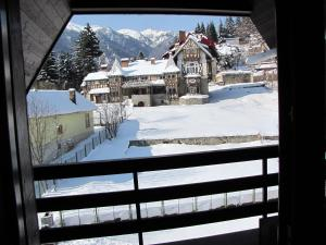 One-Bedroom Apartment Hotel Silvia Apart Sinaia