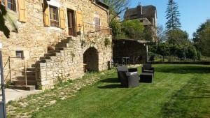 Gîte de Montrozier - La Loubière