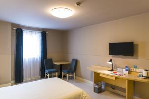 Jinjiang Inn - Shijiazhuang Ping An Street, Hotel  Shijiazhuang - big - 18