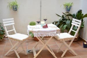 Ahro Suites, Apartmanok  Málaga - big - 5