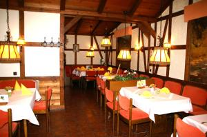 Hotel Restaurant Bieberstuben, Hotels  Menden - big - 9