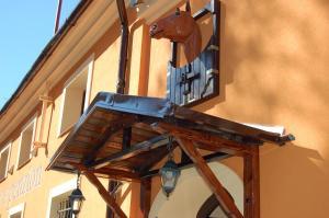 Albergues - Penzion a Restaurace Na Jízdárně