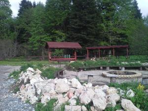 Kolhidskie Vorota Usadba, Farm stays  Mezmay - big - 23