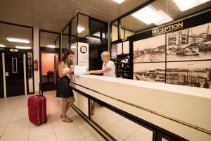 Hotel International, Hotels  Crikvenica - big - 34