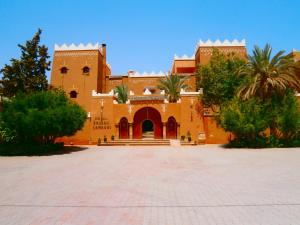 Hotel Kasbah Lamrani, Hotels - Tinghir