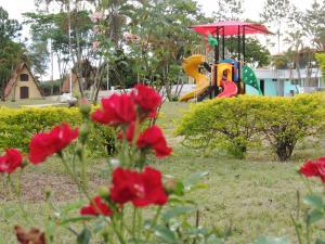 Hotel Marina Do Lago, Hotels  Santa Cruz da Conceição - big - 57