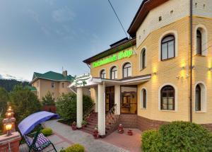 Sosnoviy Bor Hotel - Novaya Vozhayka