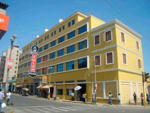 Colon Plaza Hotel, Hotels  Ica - big - 13