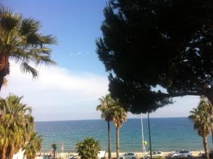 Cannes Terrace Beach Front & Sea view, Apartmány  Cannes - big - 59
