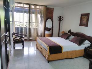 Ribera del Rio Av 2da Norte, Apartmánové hotely  Cali - big - 45