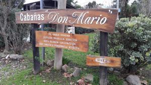 Cabañas Don Mario