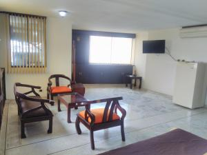 Ribera del Rio Av 2da Norte, Apartmánové hotely  Cali - big - 12