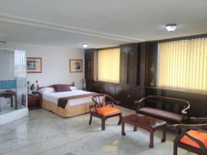Ribera del Rio Av 2da Norte, Apartmánové hotely  Cali - big - 11