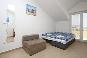 Apartments Jasmina, Apartmány  Novalja - big - 18