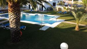Hostal las Parcelas, Penzióny  Conil de la Frontera - big - 6