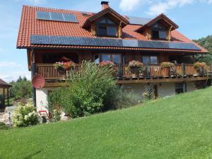 """Holzhaus """"Miri"""" - Großcotta"""