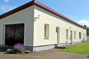 Ferienwohnung Haus Möwe - Freest