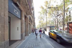 Apartments Ramblas108, Апарт-отели  Барселона - big - 49