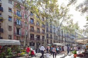 Apartments Ramblas108, Апарт-отели  Барселона - big - 19