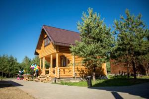 Эко-отель Лесной Ключ, Ворсма