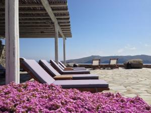 Yakinthos Residence, Apartmánové hotely  Panormos Mykonos - big - 51