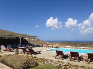 Yakinthos Residence, Apartmánové hotely  Panormos Mykonos - big - 52