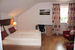 Camera single cu baie Pension Wagner