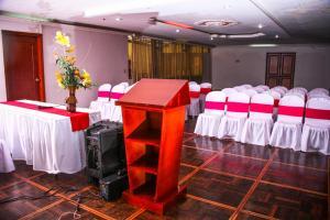 Hotel Chambu Plaza, Hotels  Pasto - big - 12