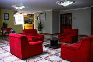 Hotel Chambu Plaza, Hotels  Pasto - big - 10