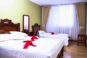 Hotel Chambu Plaza, Hotels  Pasto - big - 41