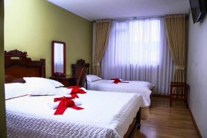 Hotel Chambu Plaza, Hotels  Pasto - big - 42
