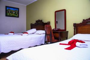 Hotel Chambu Plaza, Hotels  Pasto - big - 37