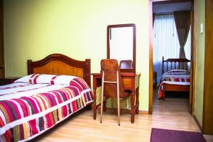 Hotel Chambu Plaza, Hotels  Pasto - big - 22