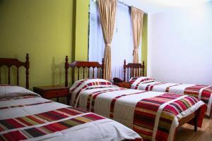 Hotel Chambu Plaza, Hotels  Pasto - big - 24