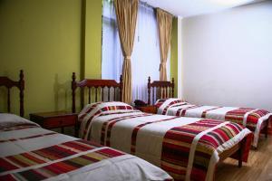 Hotel Chambu Plaza, Hotels  Pasto - big - 33