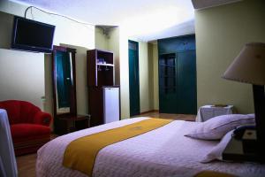 Hotel Chambu Plaza, Hotels  Pasto - big - 32