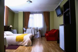 Hotel Chambu Plaza, Hotels  Pasto - big - 29