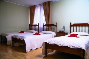 Hotel Chambu Plaza, Hotels  Pasto - big - 31