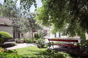Green and Blue Garden Apartments, Ferienwohnungen  Belgrad - big - 12