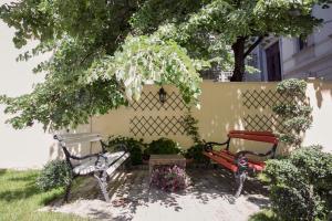 Green and Blue Garden Apartments, Ferienwohnungen  Belgrad - big - 22