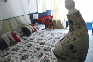 Feel Hostel hotel,  Malaga, Spain. The photo picture quality can be variable. We apologize if the quality is of an unacceptable level.