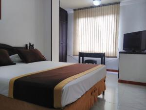 Ribera del Rio Av 2da Norte, Apartmánové hotely  Cali - big - 7
