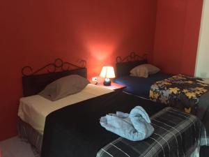 Alojamiento de Rosales, Vendégházak - Cobán