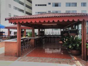 Ribera del Rio Av 2da Norte, Apartmánové hotely  Cali - big - 41