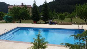 Les Muntades, Ferienwohnungen  Jorba - big - 37