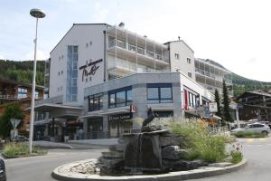 Résidence Mont-Calme, Apartmanhotelek  Nendaz - big - 31